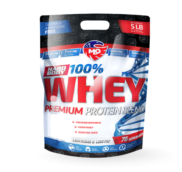 Hard Body 100% Whey Premium Protein